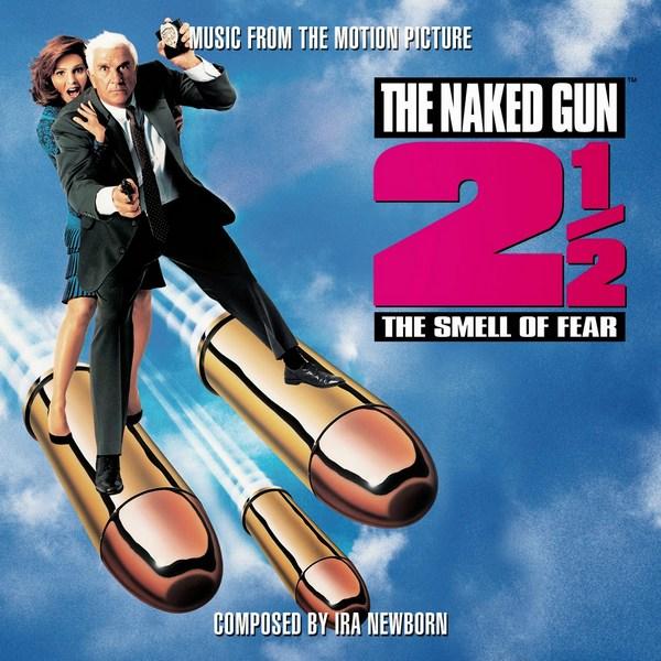 THE NAKED GUN TRILOGY IRA NEWBORN 3CD SCORE 2014 LA-LA
